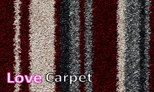 520 Cherry Stripe from the City Twist Supreme range