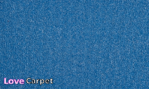 Blue Moon from the Triumph Loop Carpet Tiles range