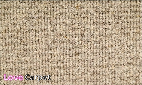 Plain Beige from the Berber Loop range
