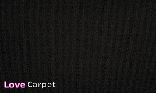 Black from the Triumph Loop Carpet Tiles range