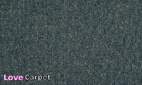 Blue Azure from the Triumph Loop Carpet Tiles range