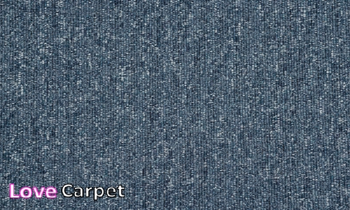 Blue Ice from the Triumph Loop Carpet Tiles range