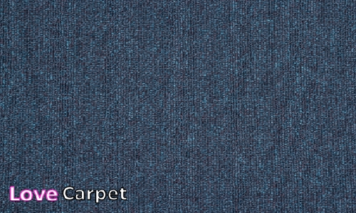 Blue Lake from the Triumph Loop Carpet Tiles range