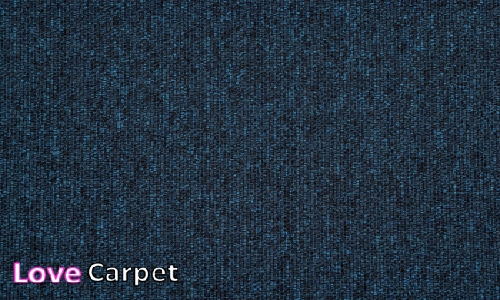 Blue Sapphire from the Triumph Loop Carpet Tiles range