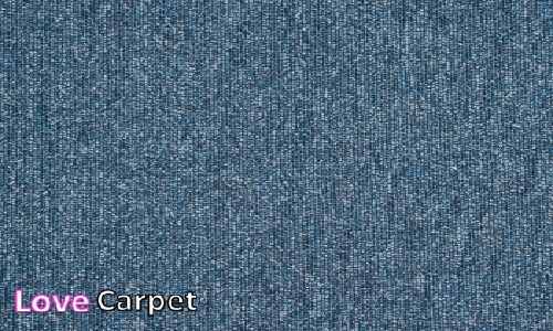 Blue Sky from the Triumph Loop Carpet Tiles range