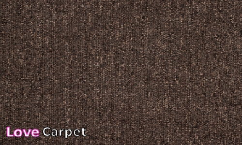 Chocolate from the Triumph Loop Carpet Tiles range
