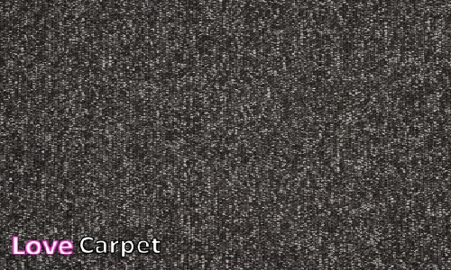 Coal from the Triumph Loop Carpet Tiles range