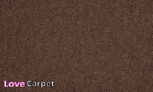 Dark Tan from the Triumph Loop Carpet Tiles range