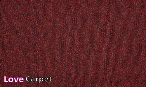 Diplomat Red from the Urban Space Carpet Tiles range