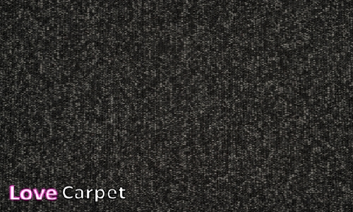 Ebony from the Triumph Loop Carpet Tiles range