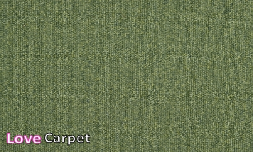 Green from the Triumph Loop Carpet Tiles range