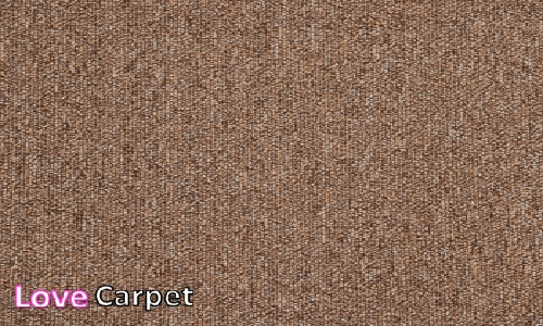 Spice Brown from the Triumph Loop Carpet Tiles range